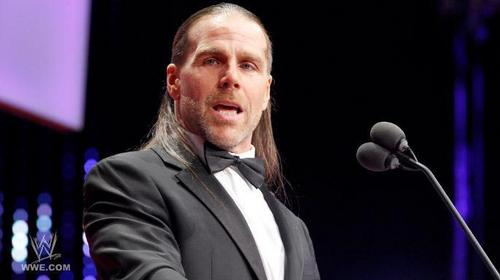 WWE Hall Of Fame 2011 - Shawn Michaels