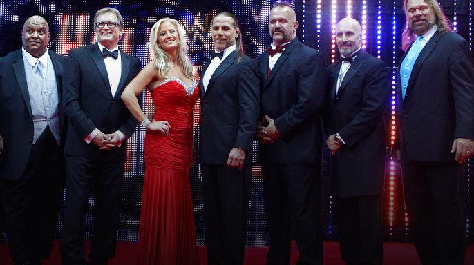 美国职业摔跤 Hall Of Fame 2011