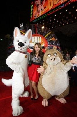 Walt Disney Pictures 'Bolt' World Premiere