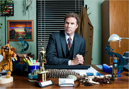 Will Ferrell's Office