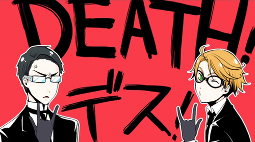 Will and Ronald DEATH!!