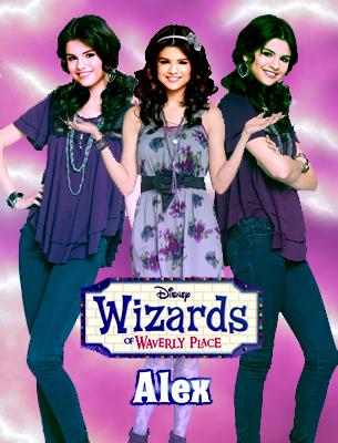 Wizards of Waverly Place Season 4 Alex Mobile پیپر وال created سے طرف کی dj!!!