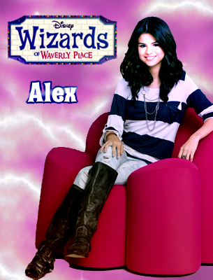 Wizards of Waverly Place Season 4 Alex Mobile mga wolpeyper created sa pamamagitan ng dj!!!