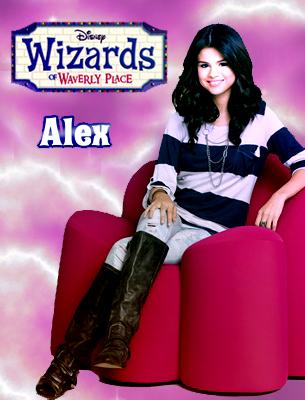 Wizards of Waverly Place Season 4 Alex Mobile वॉलपेपर्स created द्वारा dj!!!
