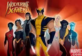 Wolverine and the xmen Hintergrund containing Anime entitled Wolverine and the X-men