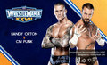 Wrestlemania 27 CM Punk vs Randy Orton - wwes-the-nexus photo