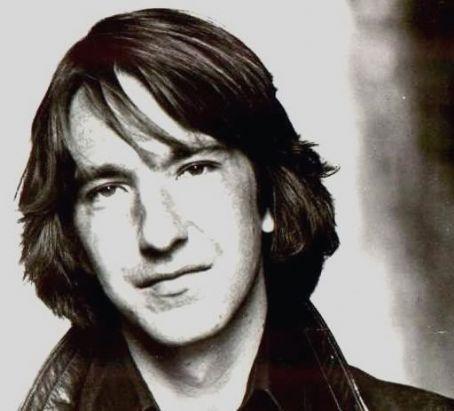 alan rickman harry potter and the deathly hallows. Young Alan Rickman