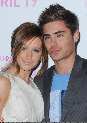 Zac & Ashley @ SFA DVD And Blu-Ray Release VIP Reception
