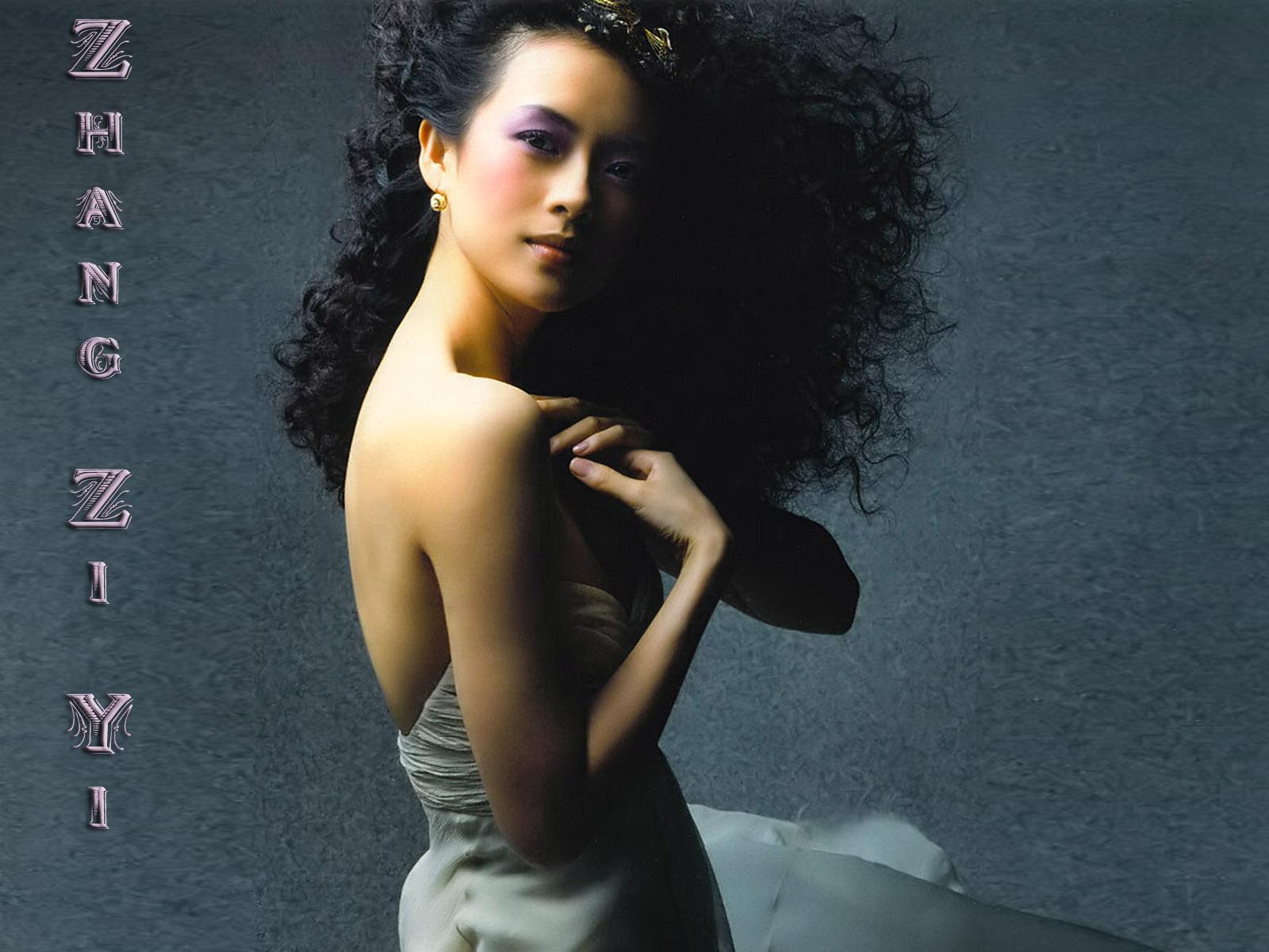 Zhang Zhi Yi Nude 63