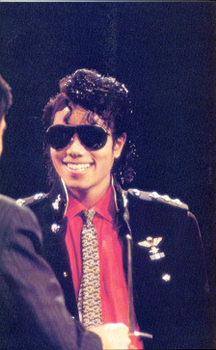 appearances in Thriller Era_lovely:)