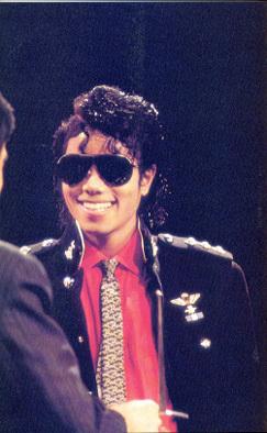 appearances in Thriller Era_lovely:)