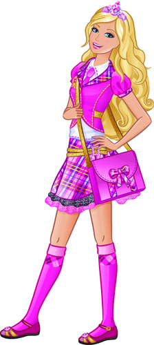 Barbie as blair