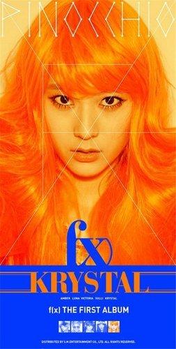 f(x) Krystal's teaser photo