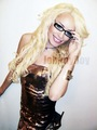 johnnyboyxo, model, youtube, trannylicious, blonde barbie