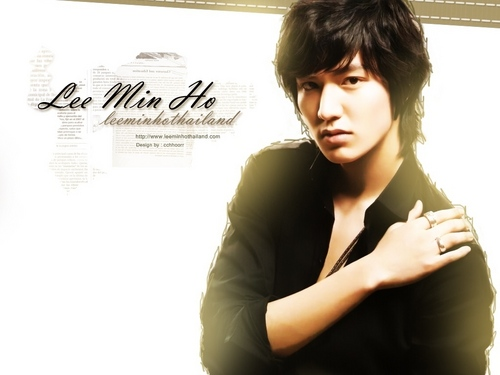 Lee Min Ho wallpaper with a portrait entitled lee min ho hot