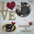 love shakira pique - wags fan art
