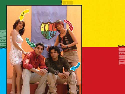 remix group