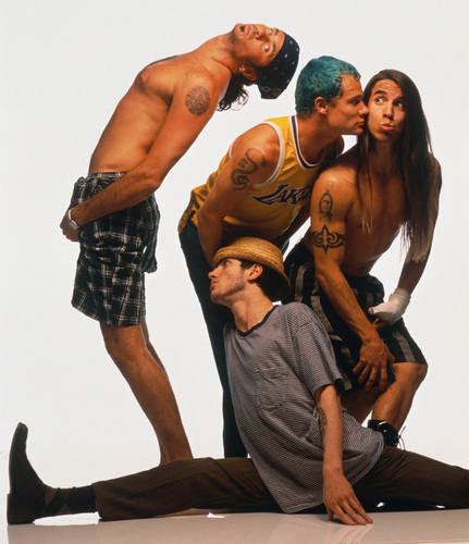 Red Hot Chili Peppers wallpaper called rhcp
