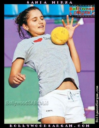 sania ball breast
