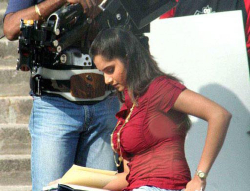 sania mirza hot... - tennis Photo