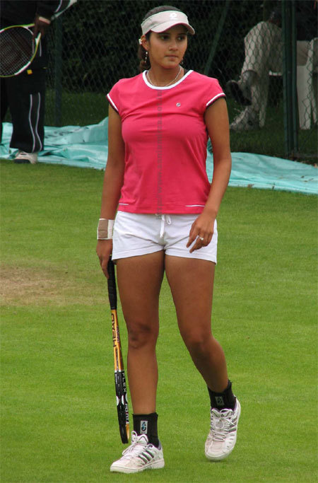 sania mirza hot...