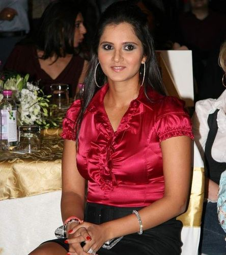 sania red