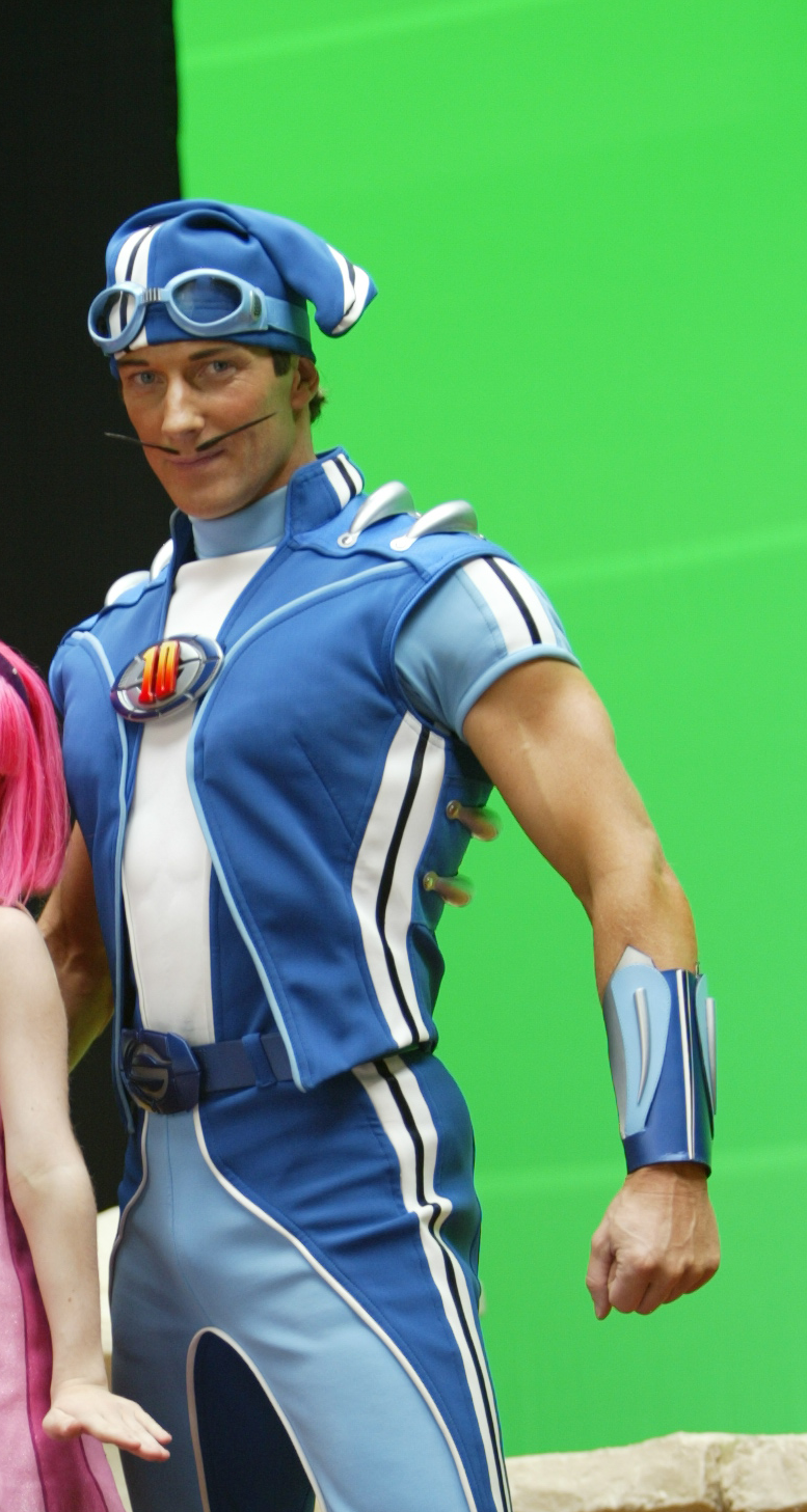 Sportacus Lazytown Photo 20706557 Fanpop