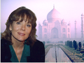 such beauty in India - diana-rigg wallpaper