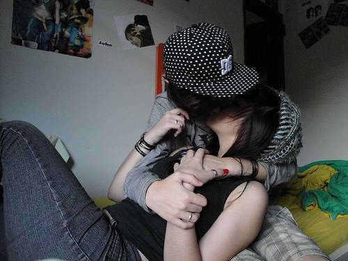 фото девчонок которые целуютца с девчонками