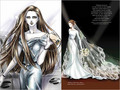 'The Twilight Saga: The Official Illustrated Guide': See Bella in her wedding dress -- EXCLUSIVE - twilight-series photo