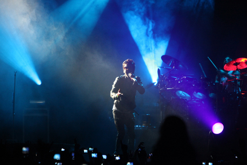 30 Seconds to Mars in Bogota - April 2011