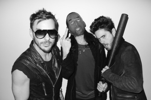 30 Seconds To Mars wallpaper with sunglasses entitled 30stm new photos