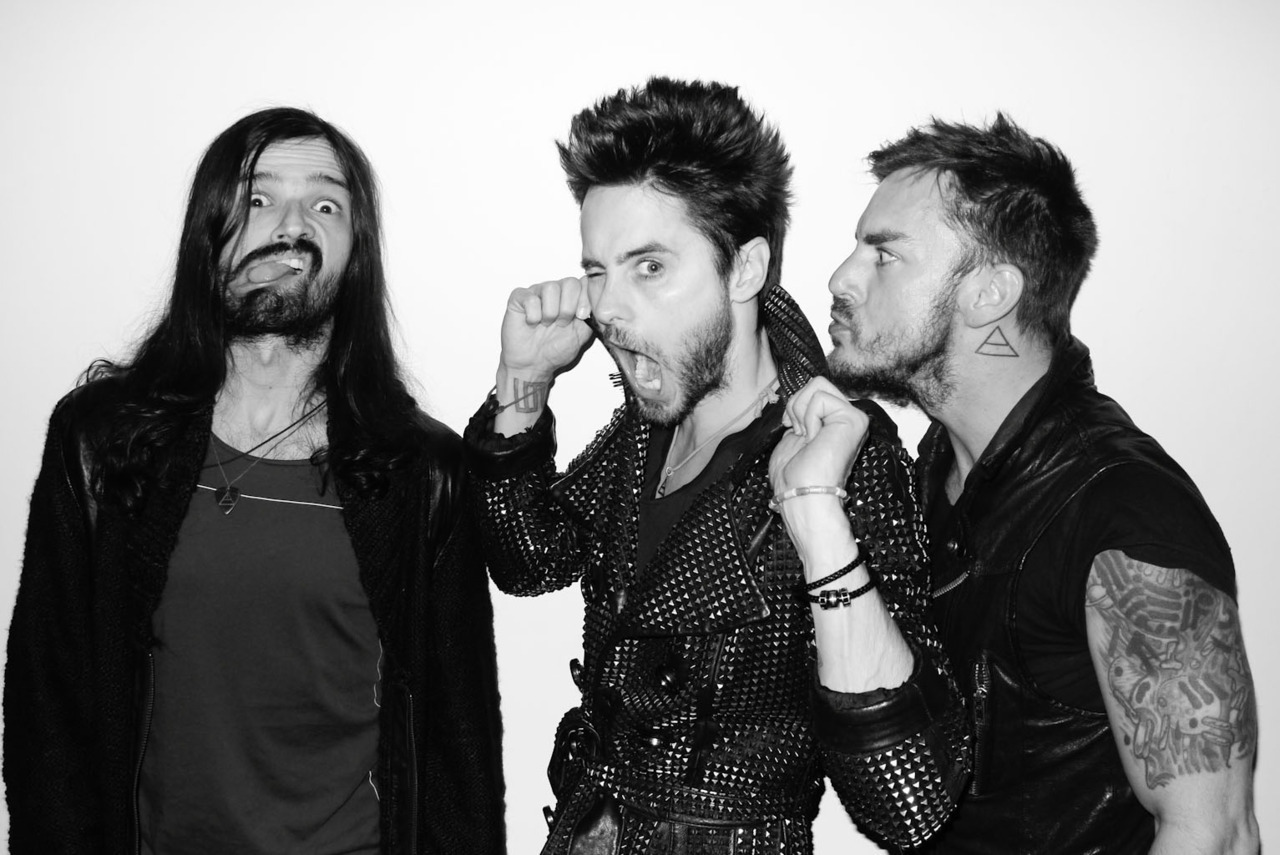 30stm new photos - 30 Seconds To Mars Photo (20879209 ...