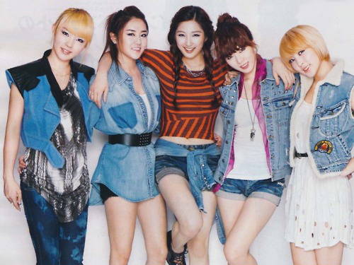 4minute <3