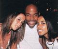 Aaliyah & Damon RARE