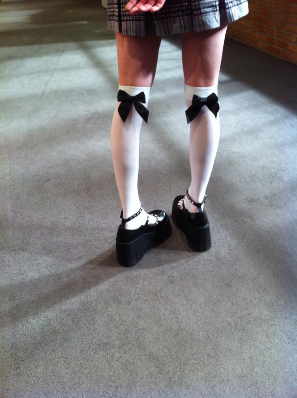 Abby's legs :D