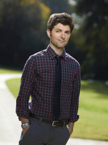 Adam Scott-Season 3 cast photo