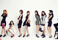 Afterschool n Sondambi photoshoot of ELLE - kpop-girl-power photo