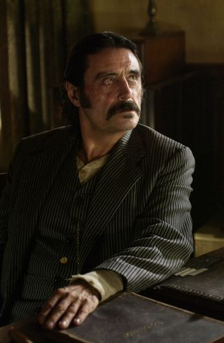 Deadwood wallpaper titled Al Swearengen