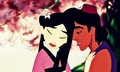 Aladin x Mulan
