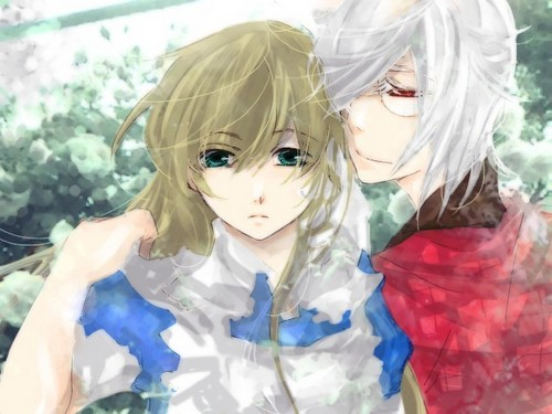 Alice In the country of hearts :3