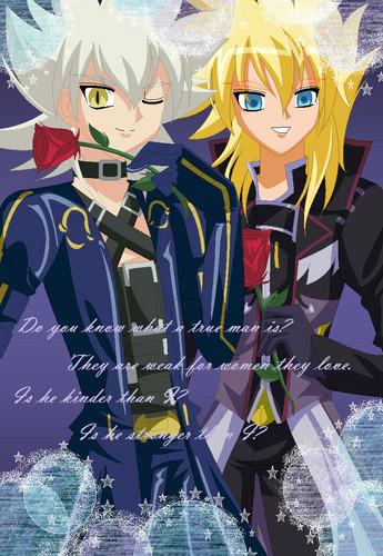 Anubias and Spectra (NOT BoyxBoy)
