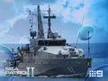 Armidale Class patrol boat new