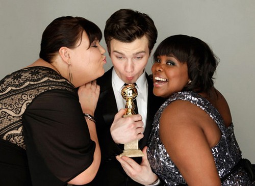 Awards! Ashley, Chris, & Amber!