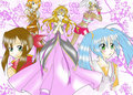 Bakugan Girls - bakugan-battle-brawlers photo