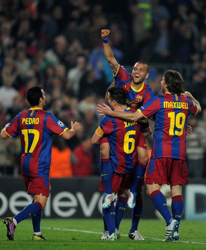 Barcelona v Shakhtar Donetsk - UEFA Champions League Quarter Final [First Leg]