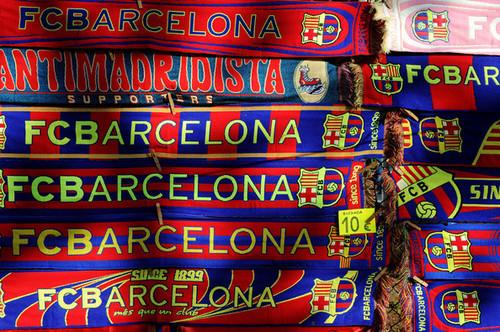 Barcelona v UD Almeria (La Liga)