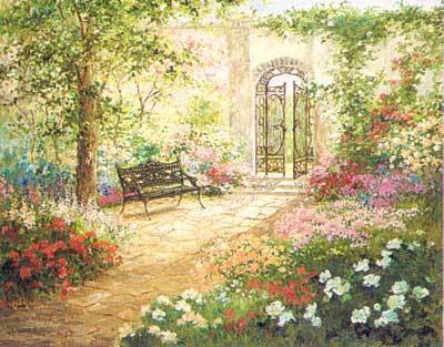Beautiful Secret Garden