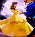 Bell & the Beast - beauty-and-the-beast photo