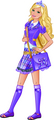 Blair in Purple amd a litle Blue! - barbie-movies fan art